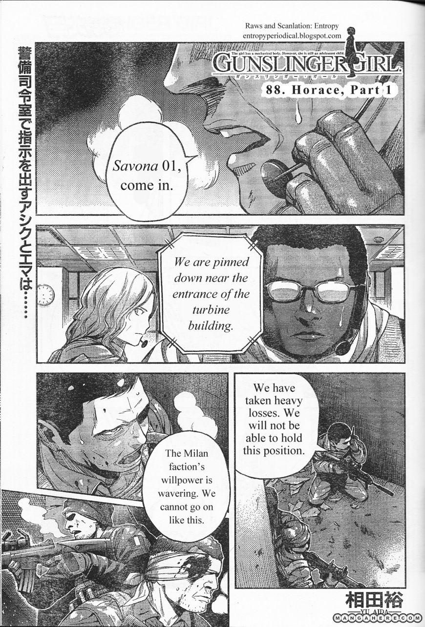 Gunslinger Girl 88 Page 1