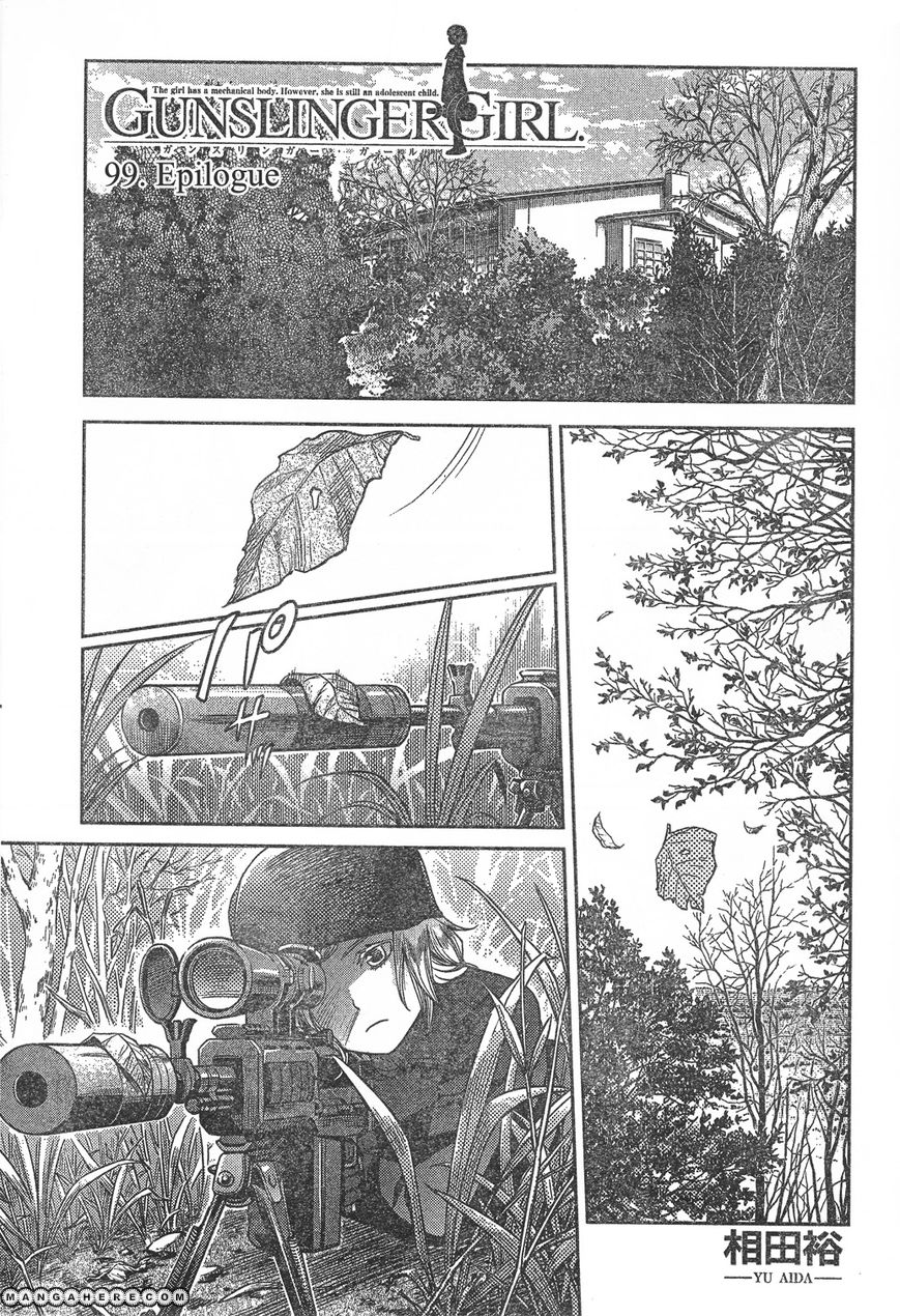 Gunslinger Girl 99 Page 1