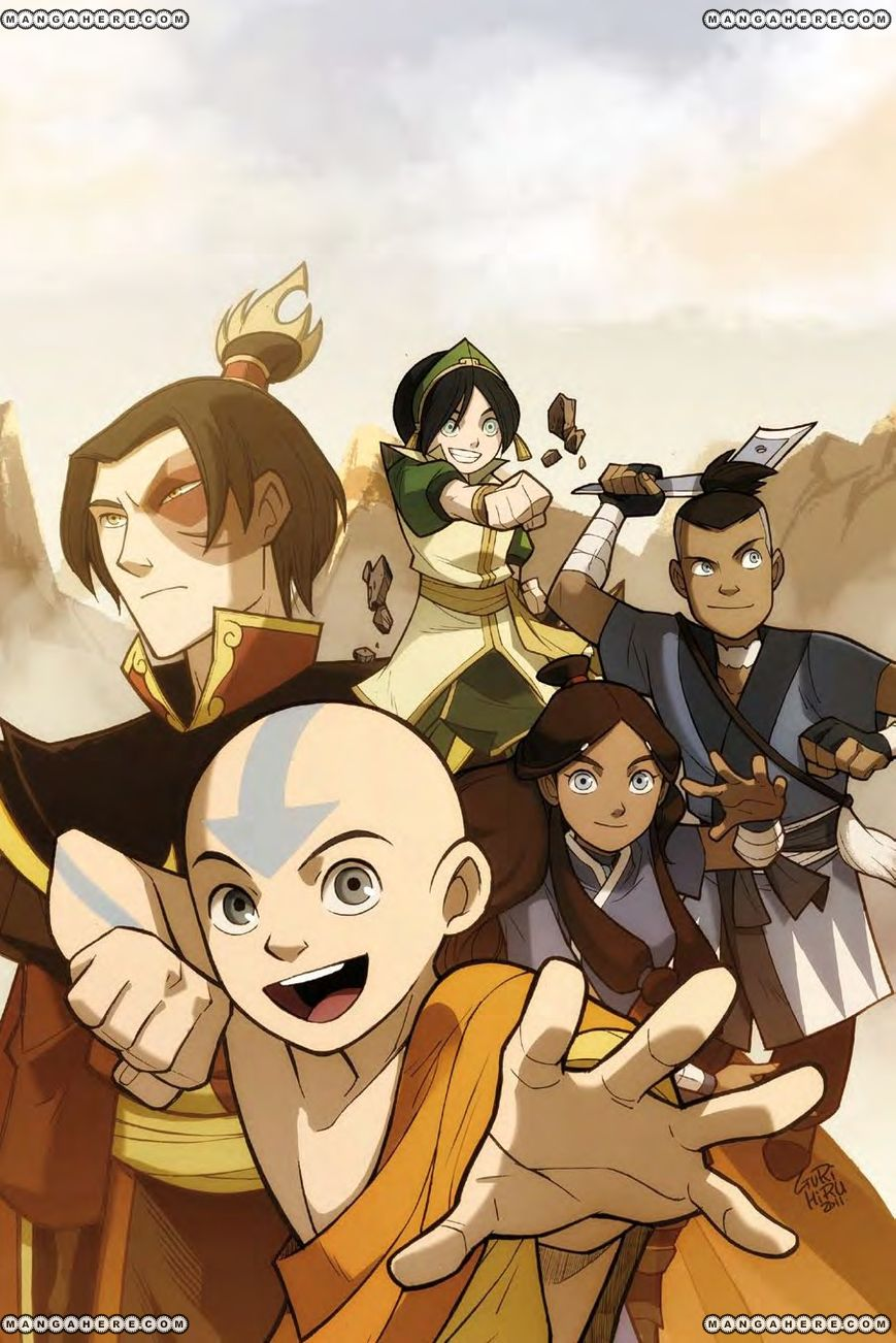 Avatar: The Last Airbender - The Promise 1 Page 2