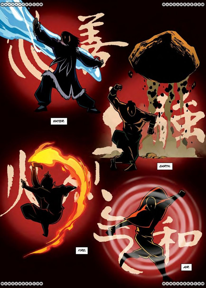 Avatar: The Last Airbender - The Promise 1 Page 3