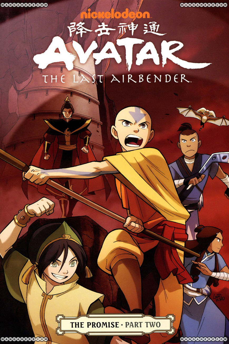 Avatar: The Last Airbender - The Promise 2 Page 1
