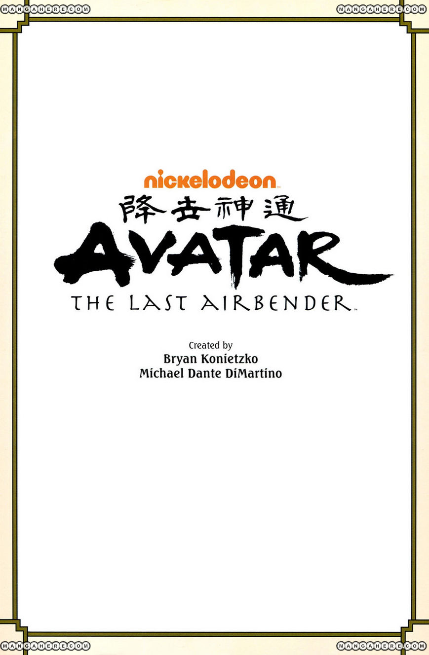 Avatar: The Last Airbender - The Promise 2 Page 2
