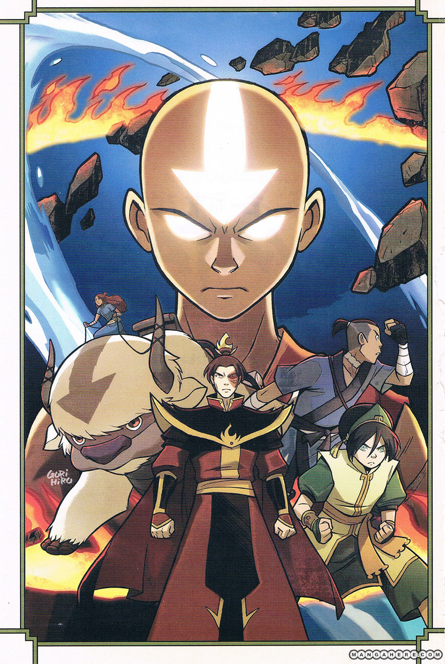 Avatar: The Last Airbender - The Promise 3 Page 3