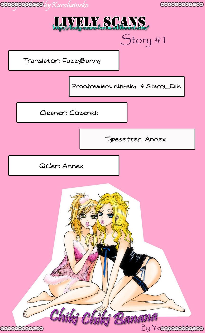 Chiki Chiki Banana 1 Page 1