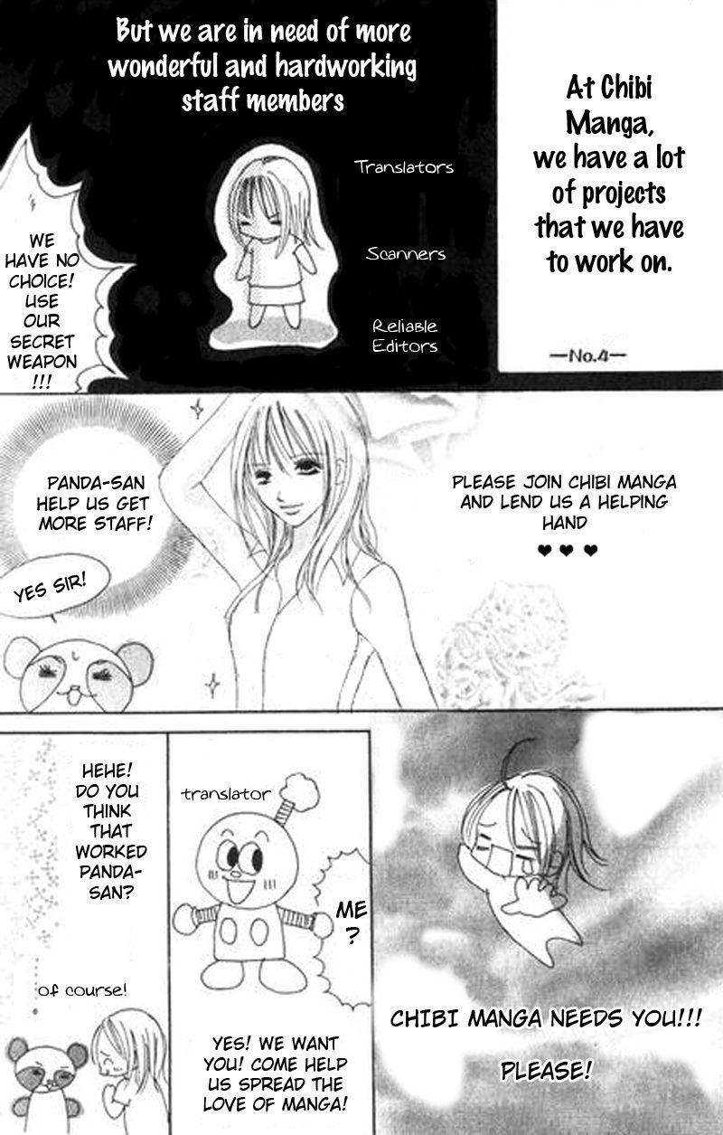 Love All! 3 Page 1