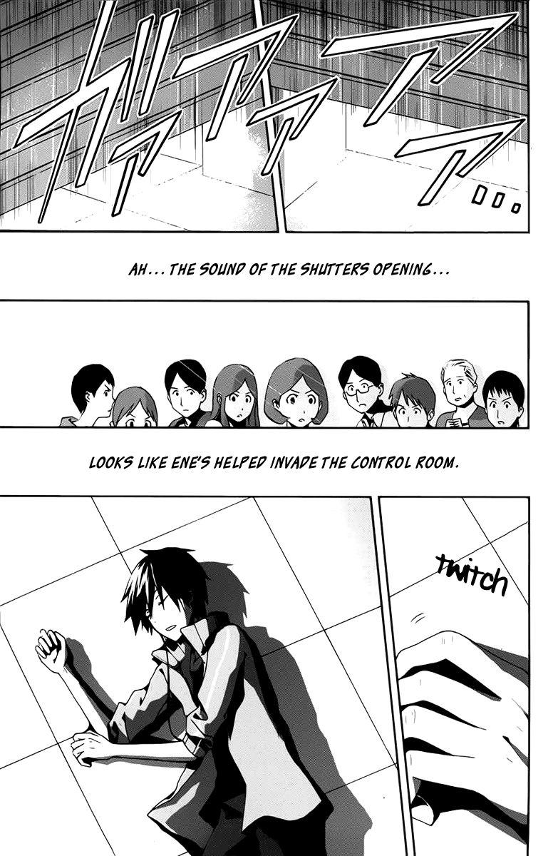Kagerou Days 3 Page 3