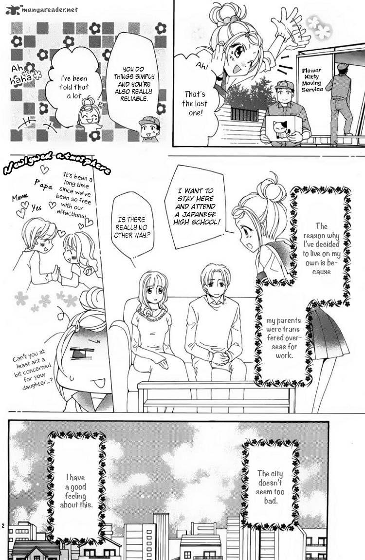 Tonari no Obake-san 1 Page 3