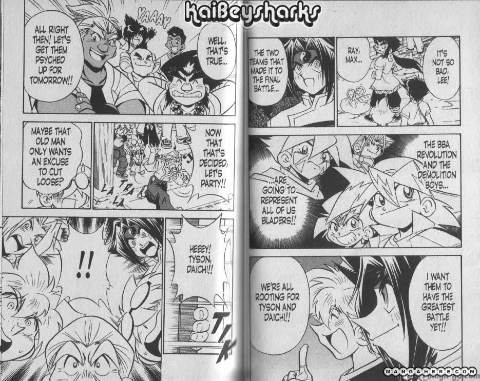 Bakuden Shoot Beyblade 2 Page 3