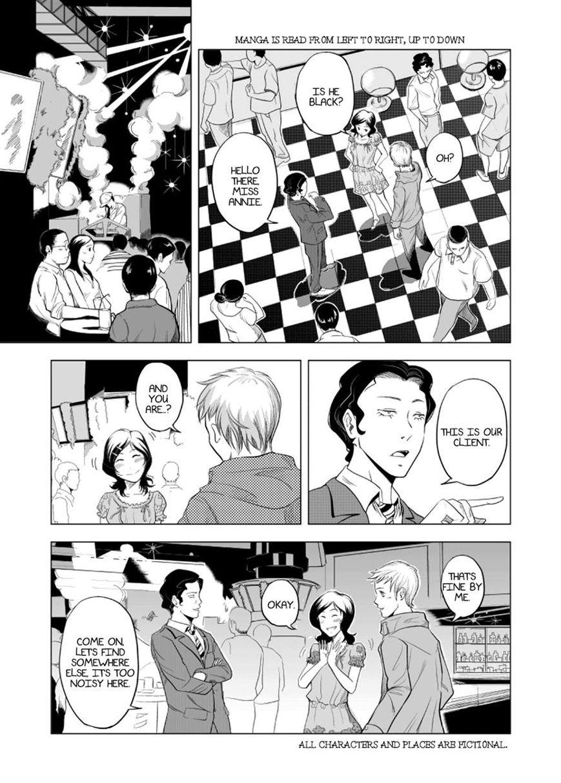 Black Trick 9 Page 1
