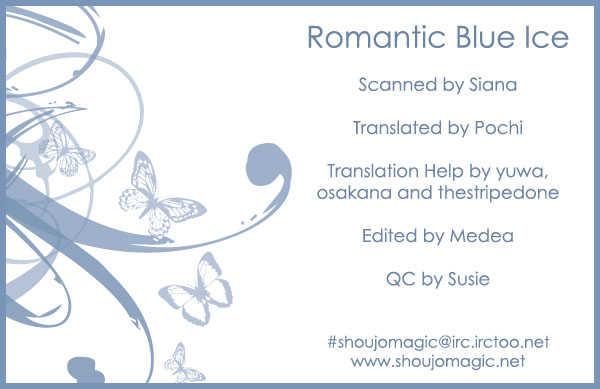 Romantic Blue Ice 1 Page 1