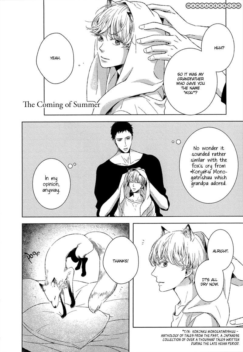 Tsumasaki ni Kourozu 8 Page 2