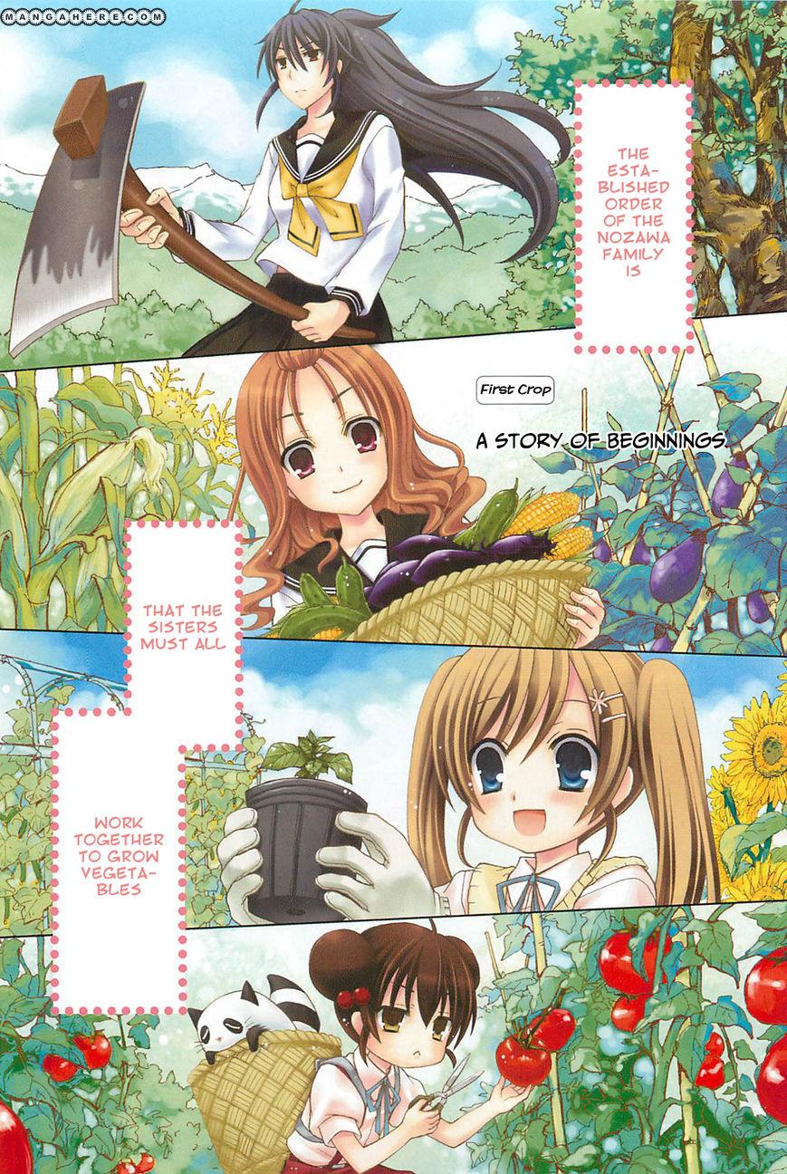 Ja - Joshi ni Yoru Agriculture 1 Page 4