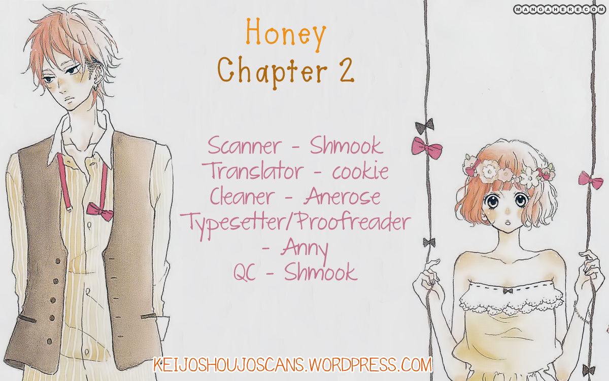 Honey (MEGURO Amu) 2 Page 1