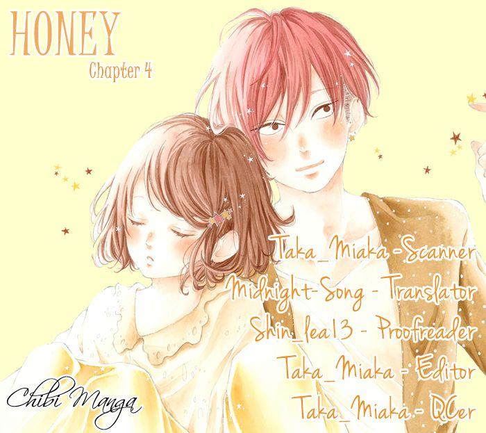 Honey (MEGURO Amu) 4 Page 1