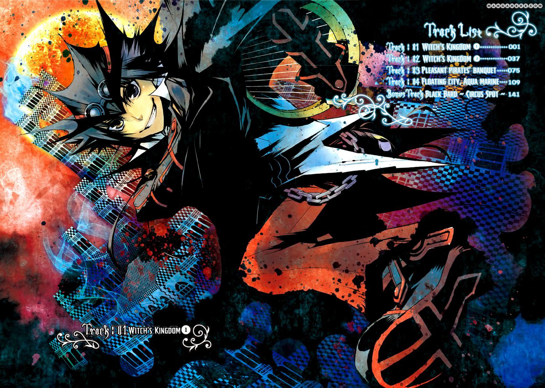 Ginyuu Gikyoku Black Bard 1 Page 3