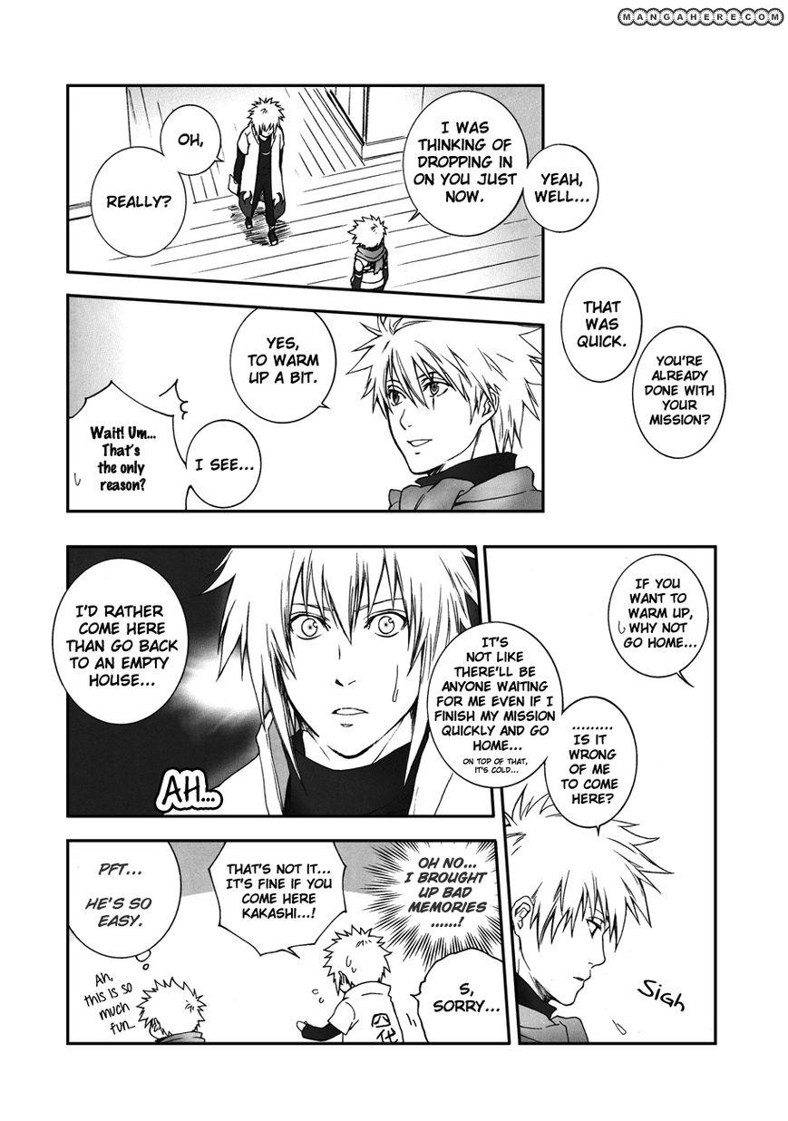 Naruto dj - Sazanka 1 Page 3