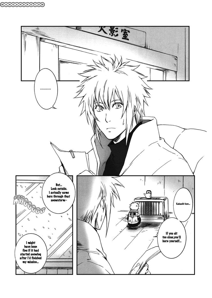 Naruto dj - Sazanka 1 Page 4