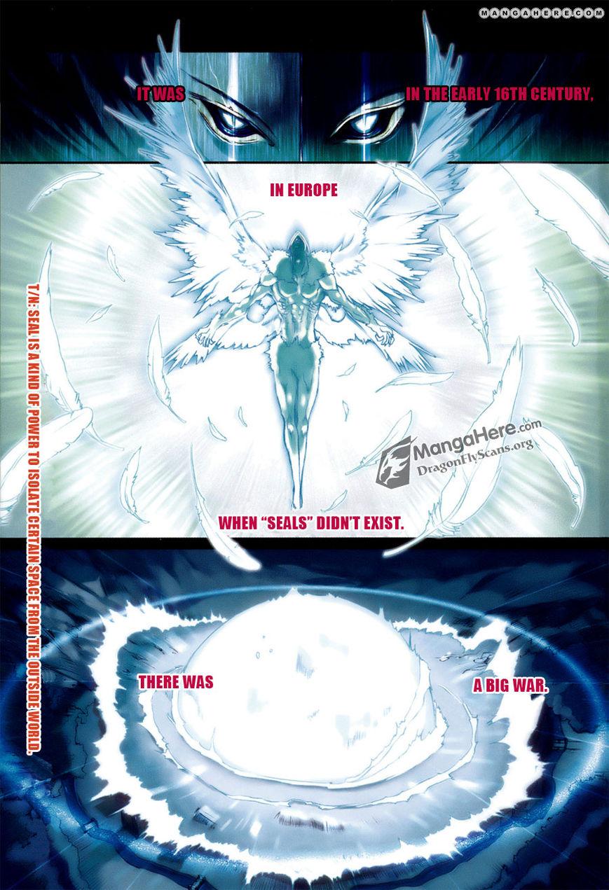Shakugan no Shana X Eternal Song 1 Page 4