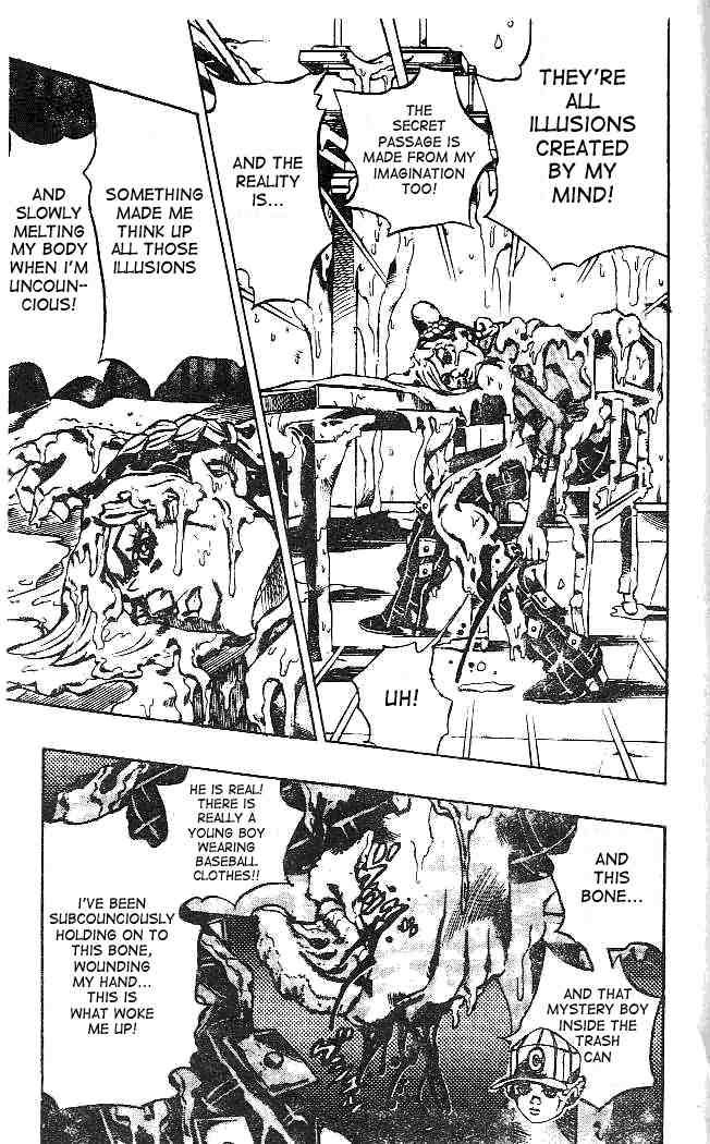 JoJo's Bizarre Adventure Part 6: Stone Ocean 17 Page 4