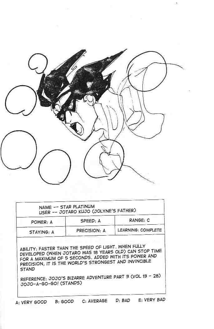 JoJo's Bizarre Adventure Part 6: Stone Ocean 19 Page 1