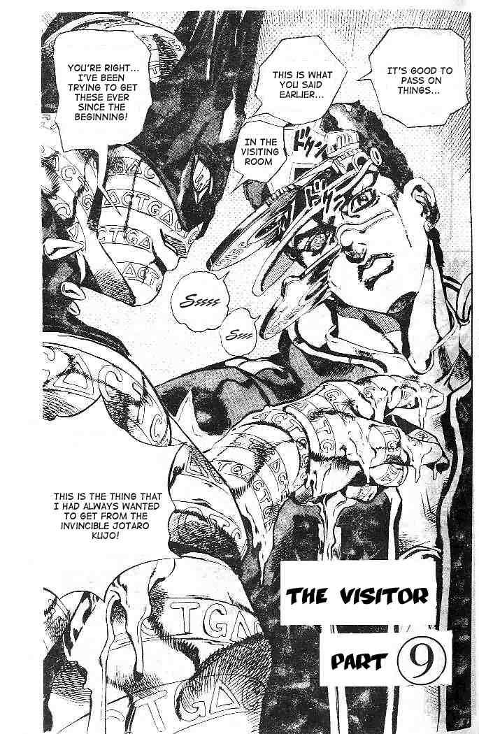 JoJo's Bizarre Adventure Part 6: Stone Ocean 19 Page 2
