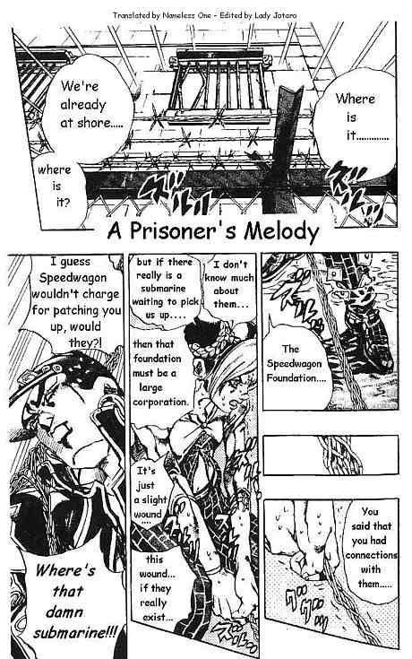 JoJo's Bizarre Adventure Part 6: Stone Ocean 20 Page 2