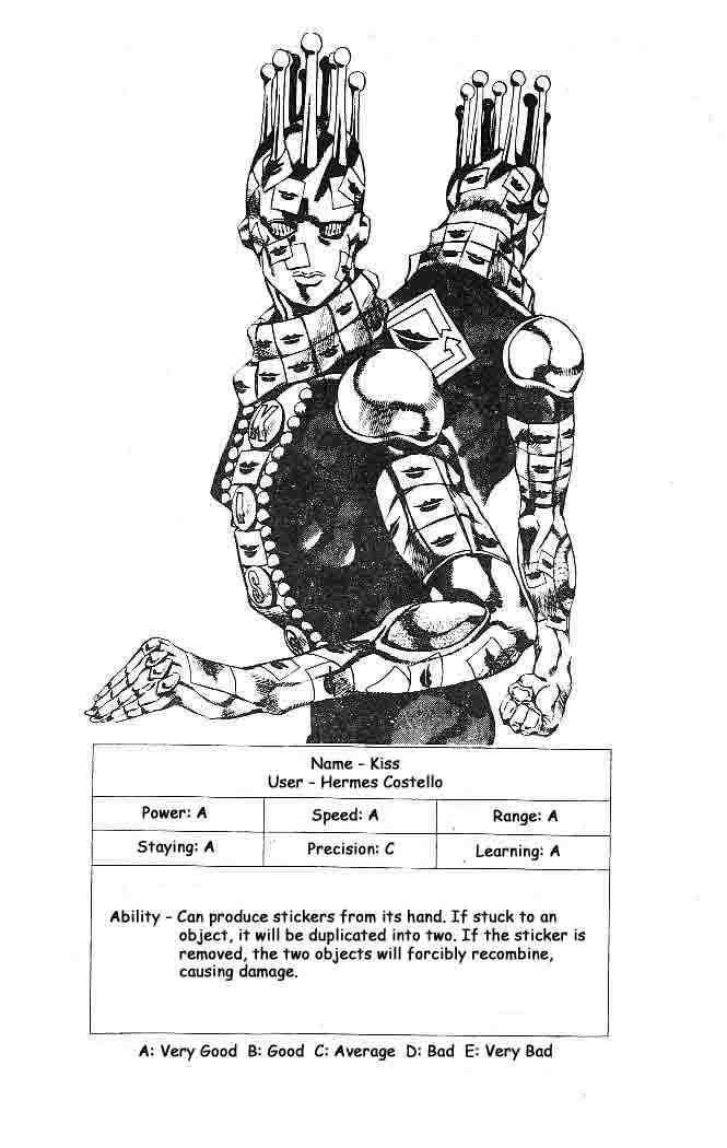 JoJo's Bizarre Adventure Part 6: Stone Ocean 25 Page 1