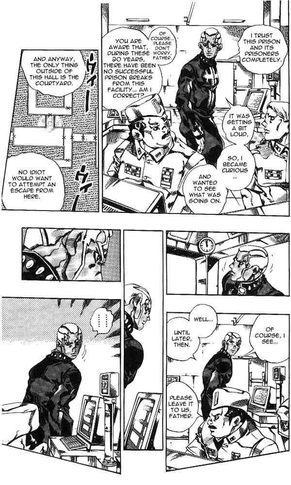 JoJo's Bizarre Adventure Part 6: Stone Ocean 44 Page 3