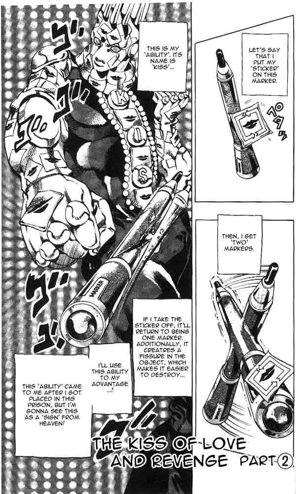 JoJo's Bizarre Adventure Part 6: Stone Ocean 52 Page 1