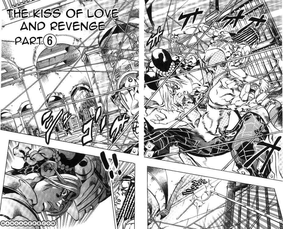JoJo's Bizarre Adventure Part 6: Stone Ocean 56 Page 2