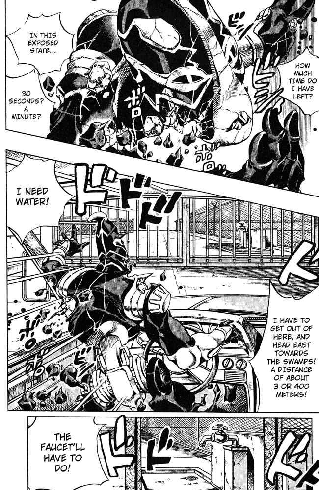 JoJo's Bizarre Adventure Part 6: Stone Ocean 90 Page 2