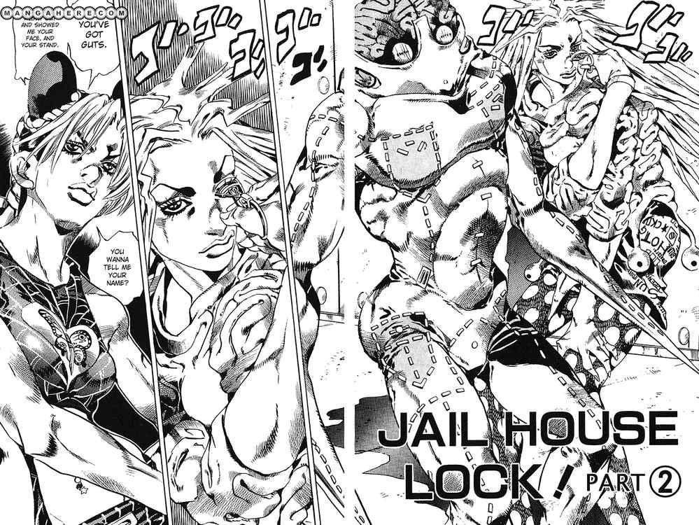 JoJo's Bizarre Adventure Part 6: Stone Ocean 97 Page 2