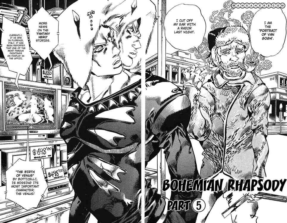 JoJo's Bizarre Adventure Part 6: Stone Ocean 108 Page 2