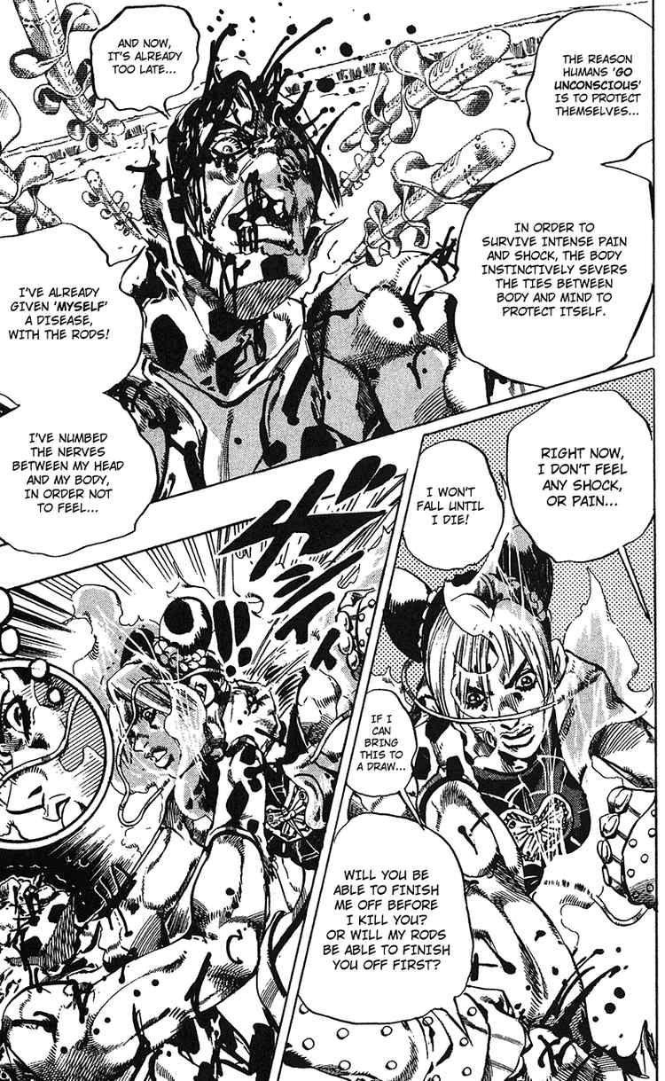 JoJo's Bizarre Adventure Part 6: Stone Ocean 117 Page 4