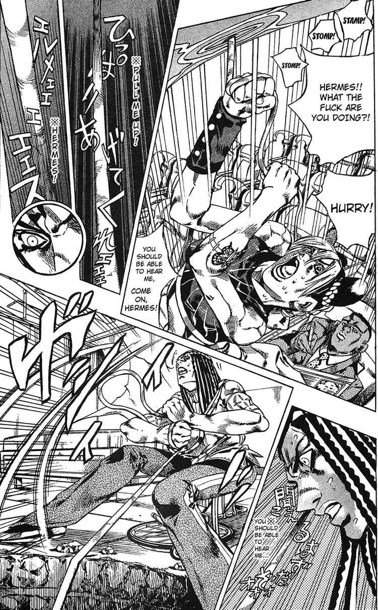 JoJo's Bizarre Adventure Part 6: Stone Ocean 120 Page 3