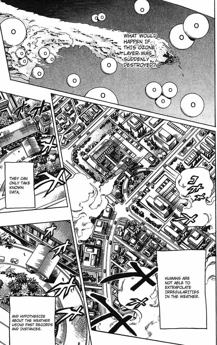JoJo's Bizarre Adventure Part 6: Stone Ocean 126 Page 4