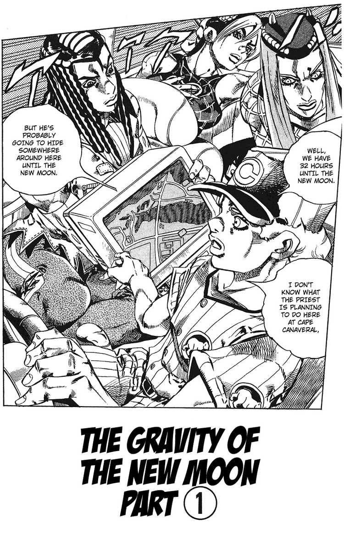 JoJo's Bizarre Adventure Part 6: Stone Ocean 139 Page 3