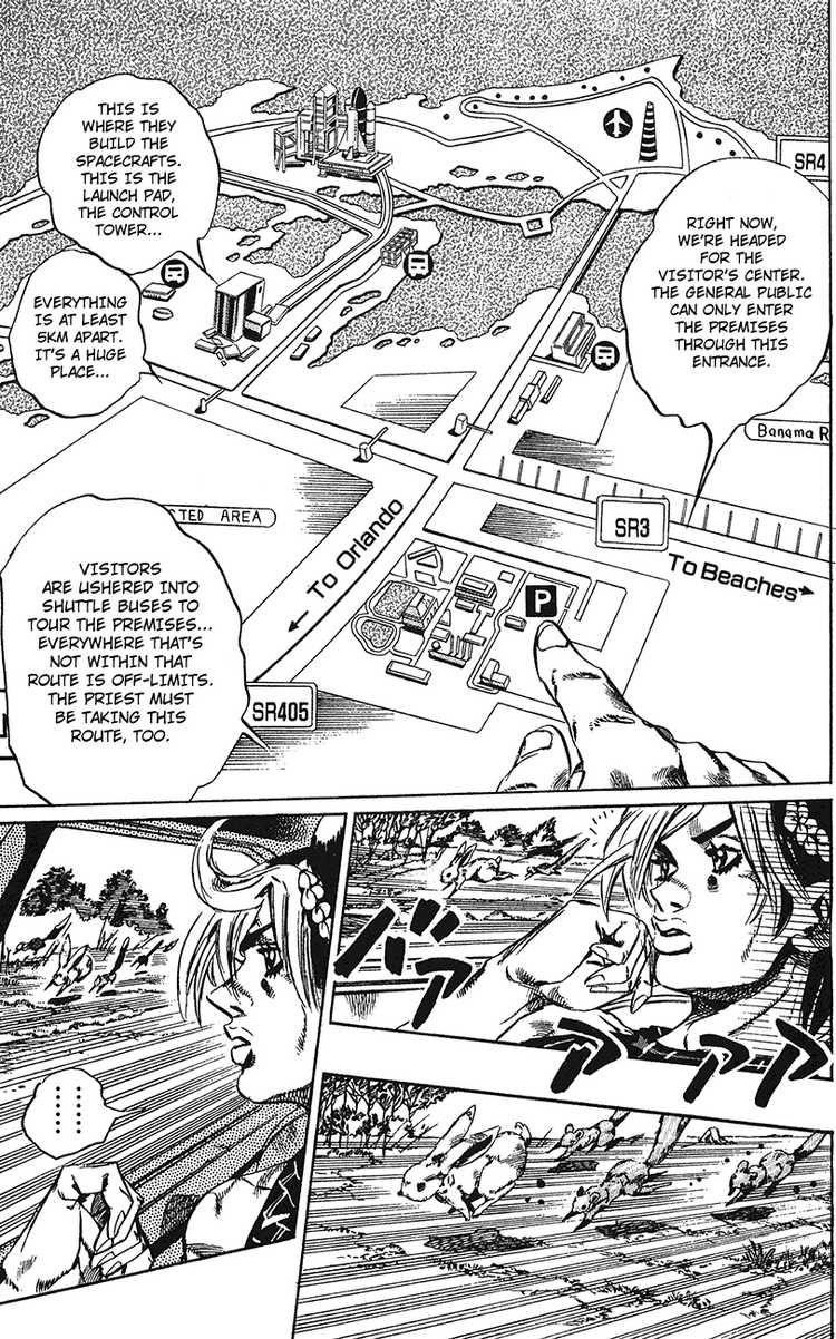 JoJo's Bizarre Adventure Part 6: Stone Ocean 139 Page 4