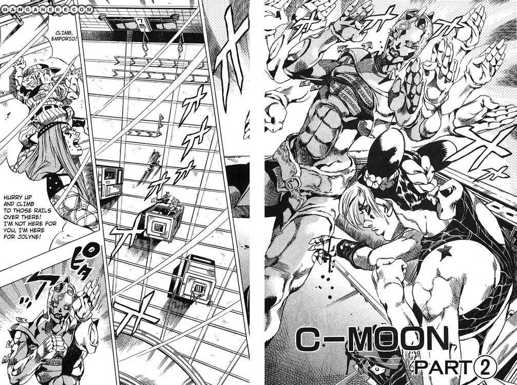 JoJo's Bizarre Adventure Part 6: Stone Ocean 142 Page 3