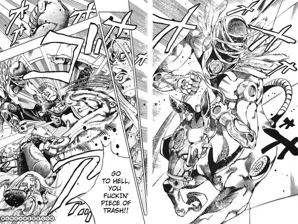 JoJo's Bizarre Adventure Part 6: Stone Ocean 149 Page 4