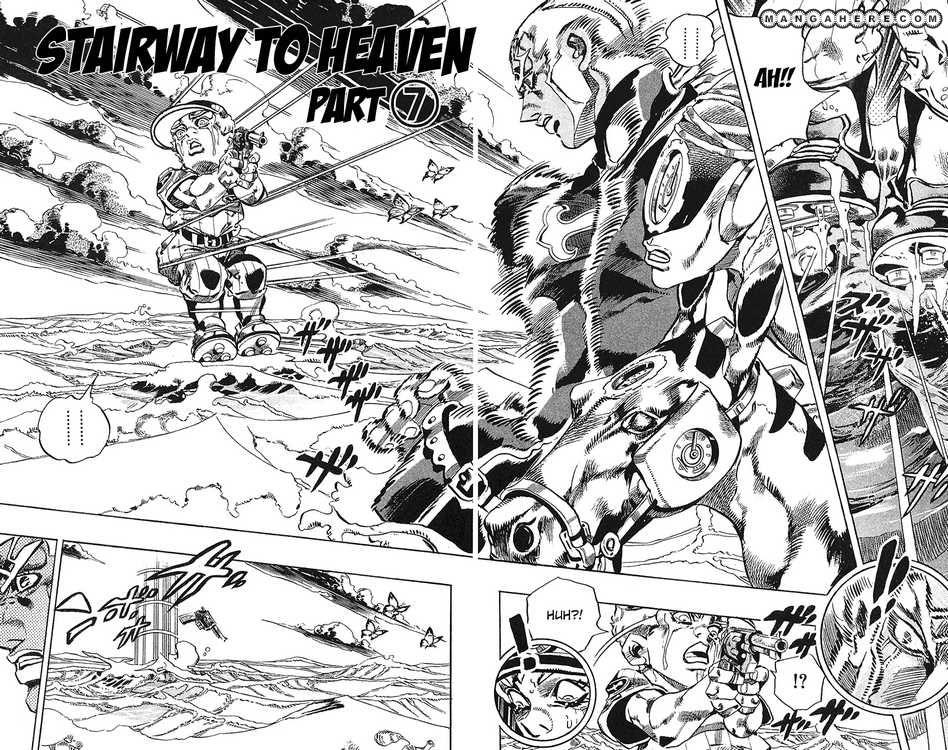 JoJo's Bizarre Adventure Part 6: Stone Ocean 155 Page 3