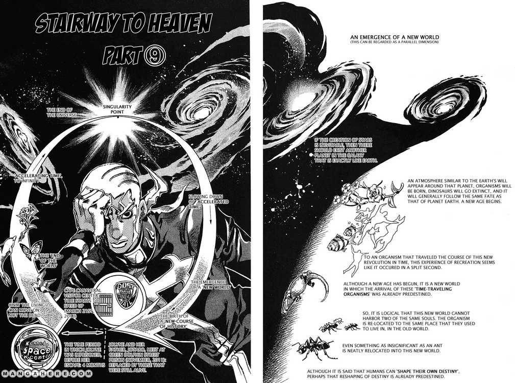 JoJo's Bizarre Adventure Part 6: Stone Ocean 157 Page 2