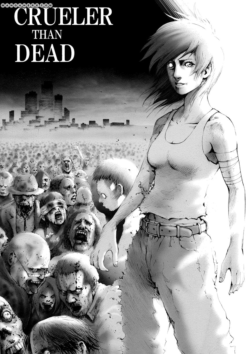 Crueler Than Dead 1 Page 1