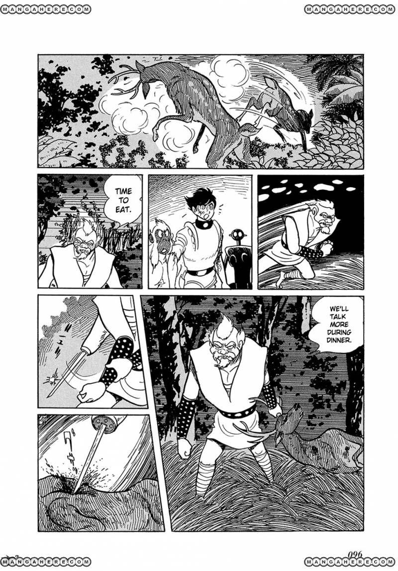 Ryuu no Michi 13 Page 2