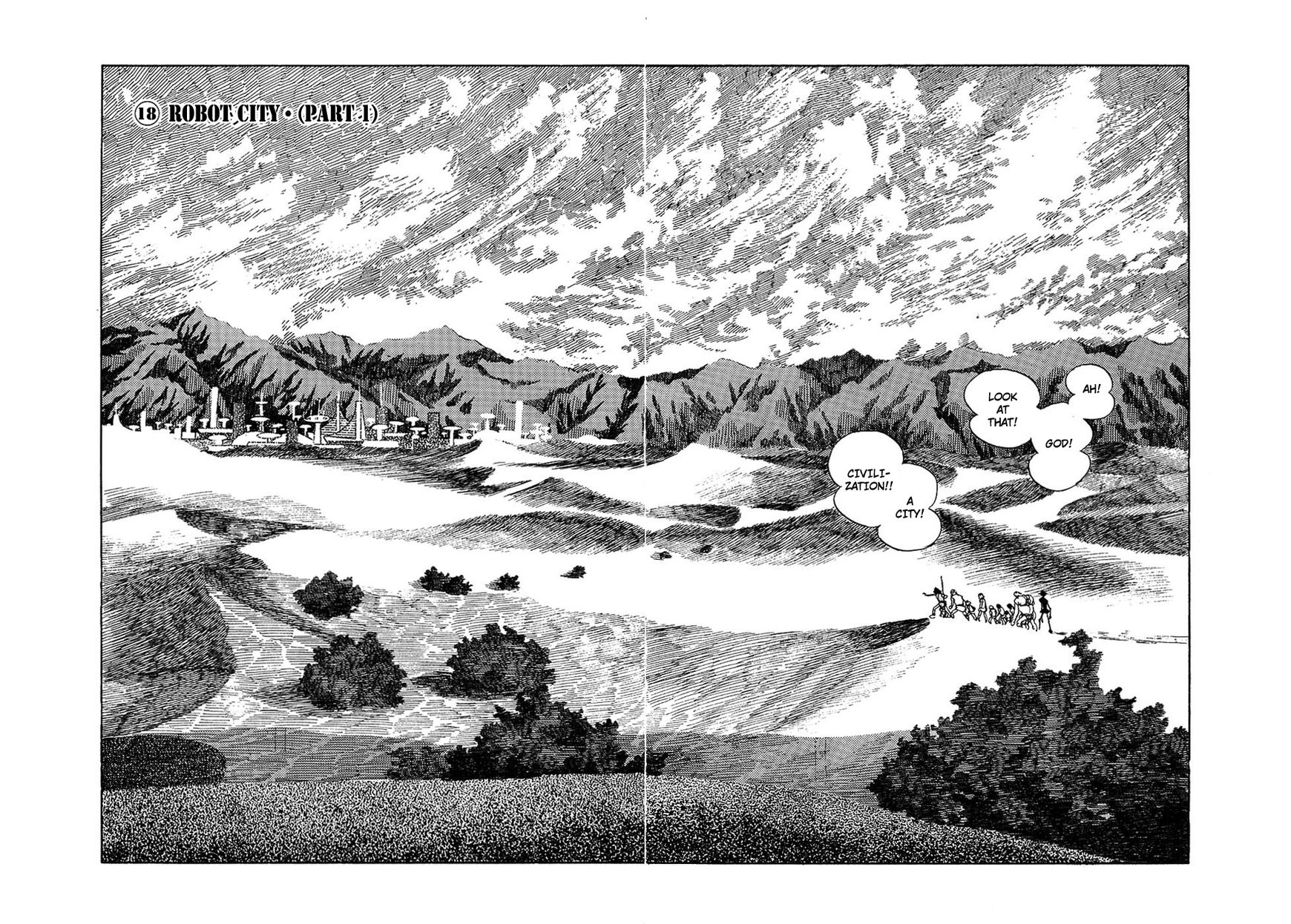 Ryuu no Michi 18.1 Page 1