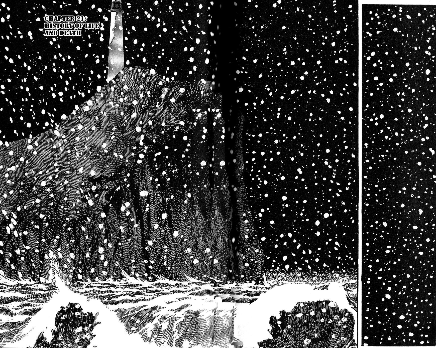 Ryuu no Michi 21 Page 1