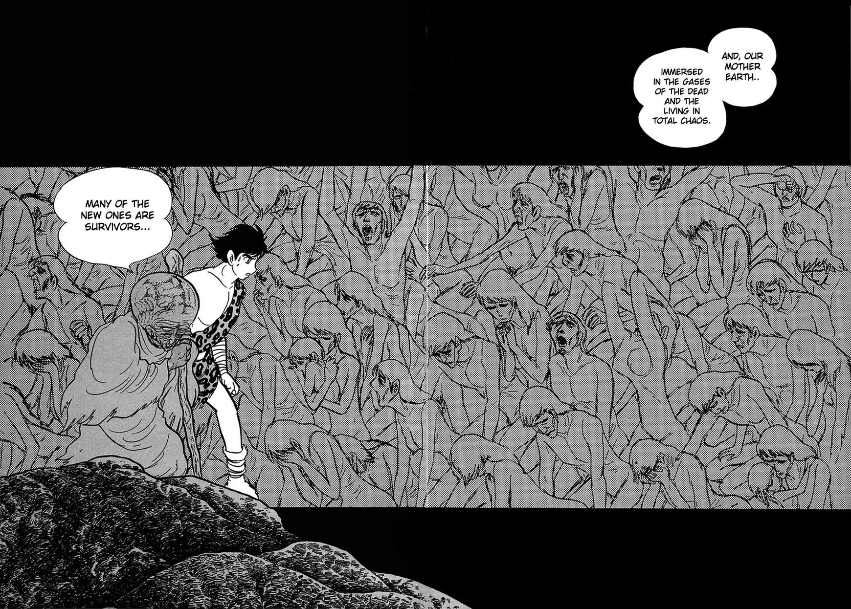 Ryuu no Michi 21.1 Page 1