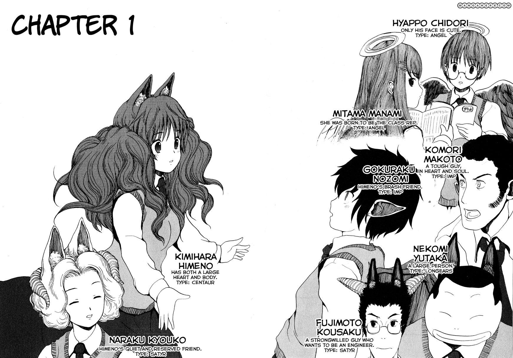 Centaur no Nayami 1 Page 2