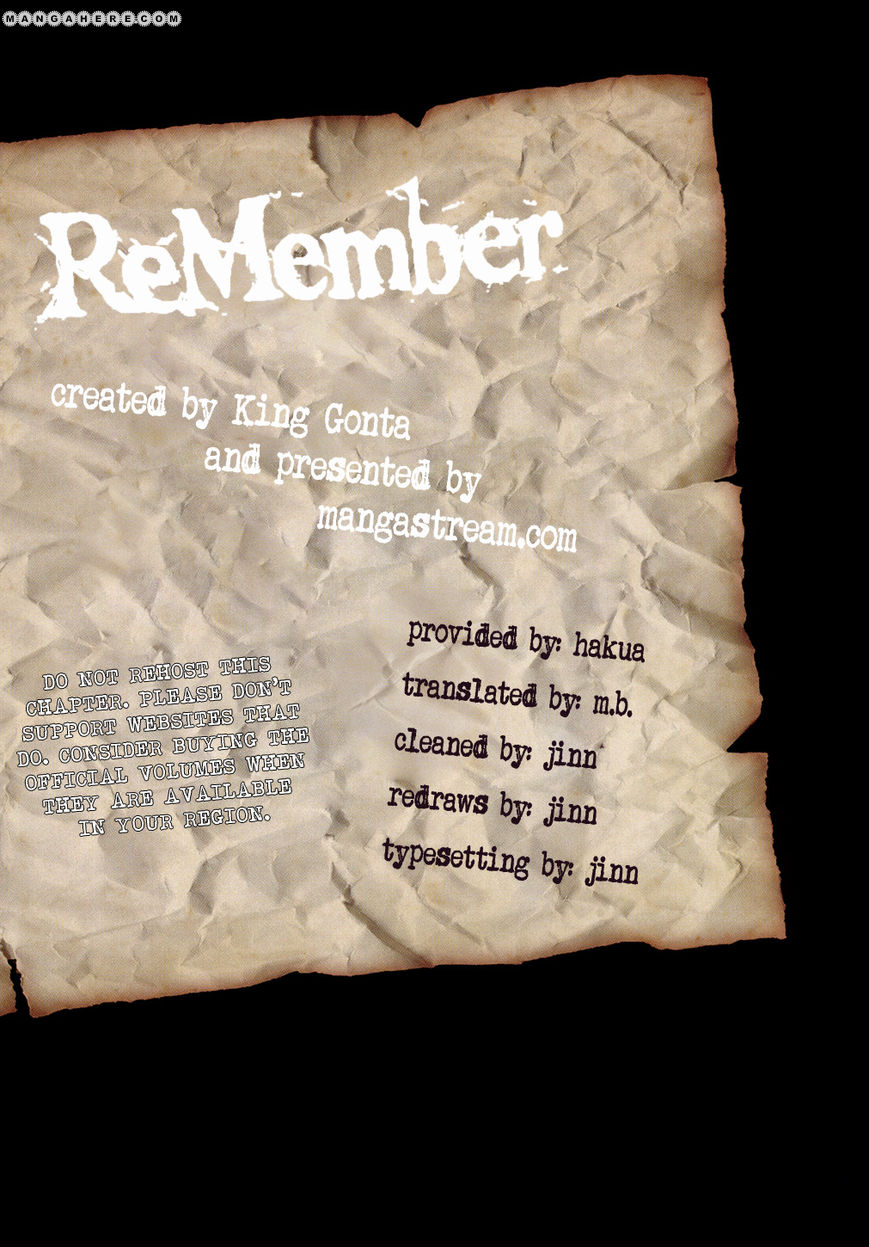 ReMember (KING Gonta) 5 Page 2