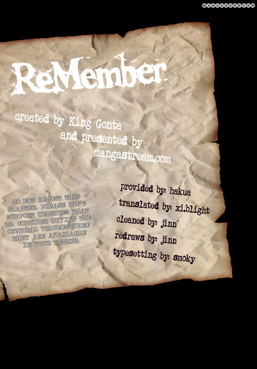 ReMember (KING Gonta) 8 Page 2